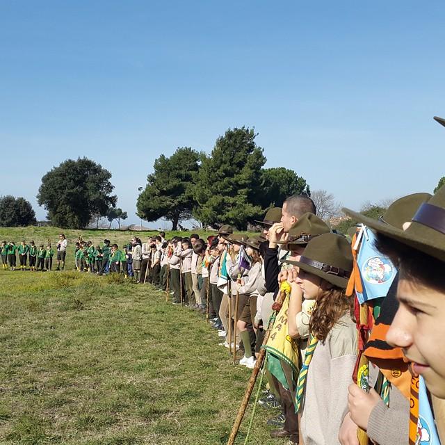 Bp day Lazio #bpday #assoraider #scout #scoutandproud #scoutgram #instascout #followme #likeit #picoftheday #t4l #following #instacolour #esploratori #wfis #assoraiderscout #scouting #escoteiro #escotismo #scoutismo #photoscout #scoutlife #cerimonia #uniforme #badenpowell #bp