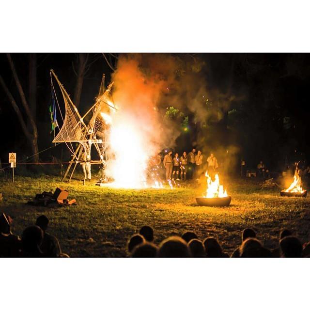 Drago,  San Giorgio  #assoraider #scout #scoutandproud #scoutgram #instascout #followme #likeit #picoftheday #t4l #following #instacolour #scoutdemmundo #escoteiro #escotismo #scoutismo #photoscout #scoutlife #wfis #sangiorgio #italianscout #fire #camposcout #campamento #campfire #instalight #SquareInstaPic