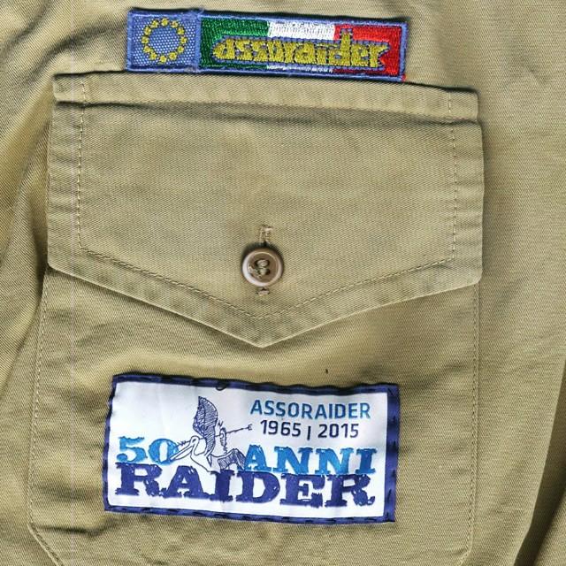 50 anni e non sentirli  #assoraider #scout #scoutandproud #scoutgram #instascout #followme #likeit #picoftheday #t4l #following #instacolour #scoutdemmundo #escoteiro #escotismo #scoutismo #photoscout #scoutlife #wfis #50anni #celebrate #distintivo #camicia #uniforme #uniformescout #scaut #welovescout